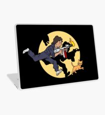 The Adventures of Ripley Laptop Skin