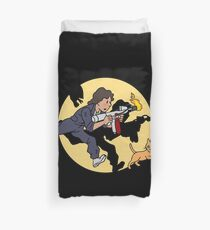 The Adventures of Ripley Duvet Cover