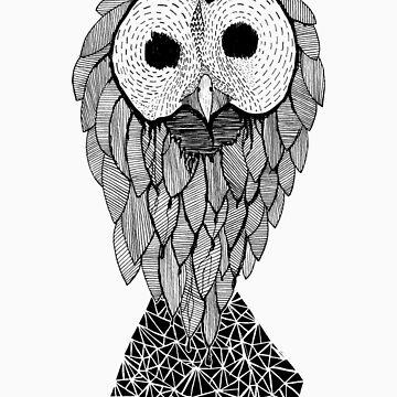 EVIL OWL IDOL by danreeves