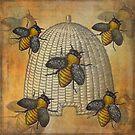 Telling The Bees by GrimalkinStudio