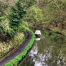 Union Canal at Muiravonside Country Park by Tom Gomez