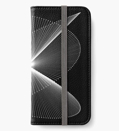 Lissajous XXVII iPhone Wallet