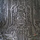 HR Giger Museum, A Floormat. Gruyères, Switzerland by Igor Pozdnyakov