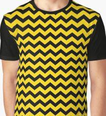 Zig Zag Graphic T-Shirt