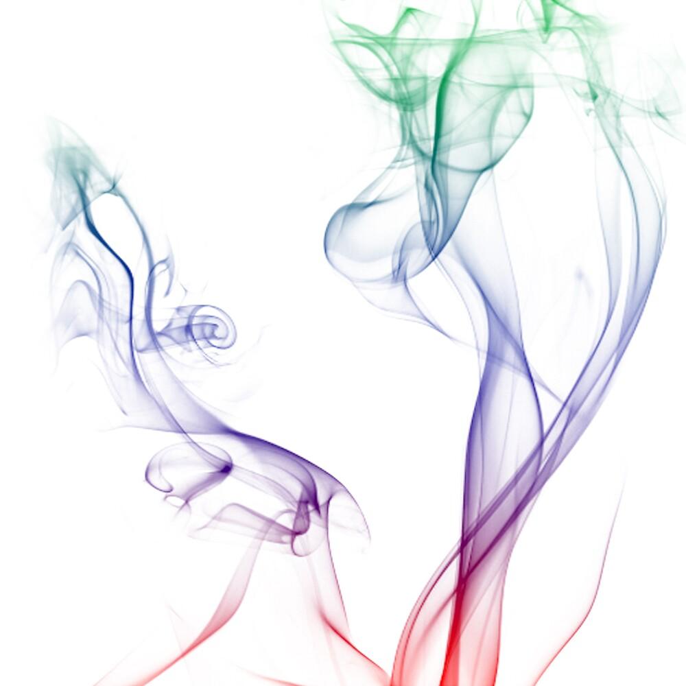Another Smoke effect by Ayaz Malik