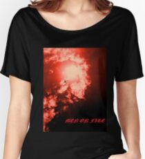 Men on Fire II Women's Relaxed Fit T-Shirt