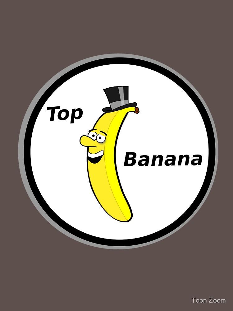 Top Banana by LizardHawk