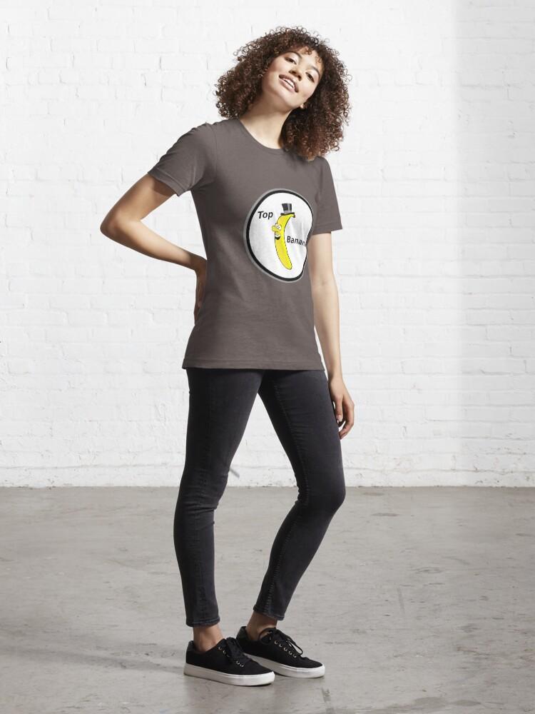 Alternate view of Top Banana Essential T-Shirt