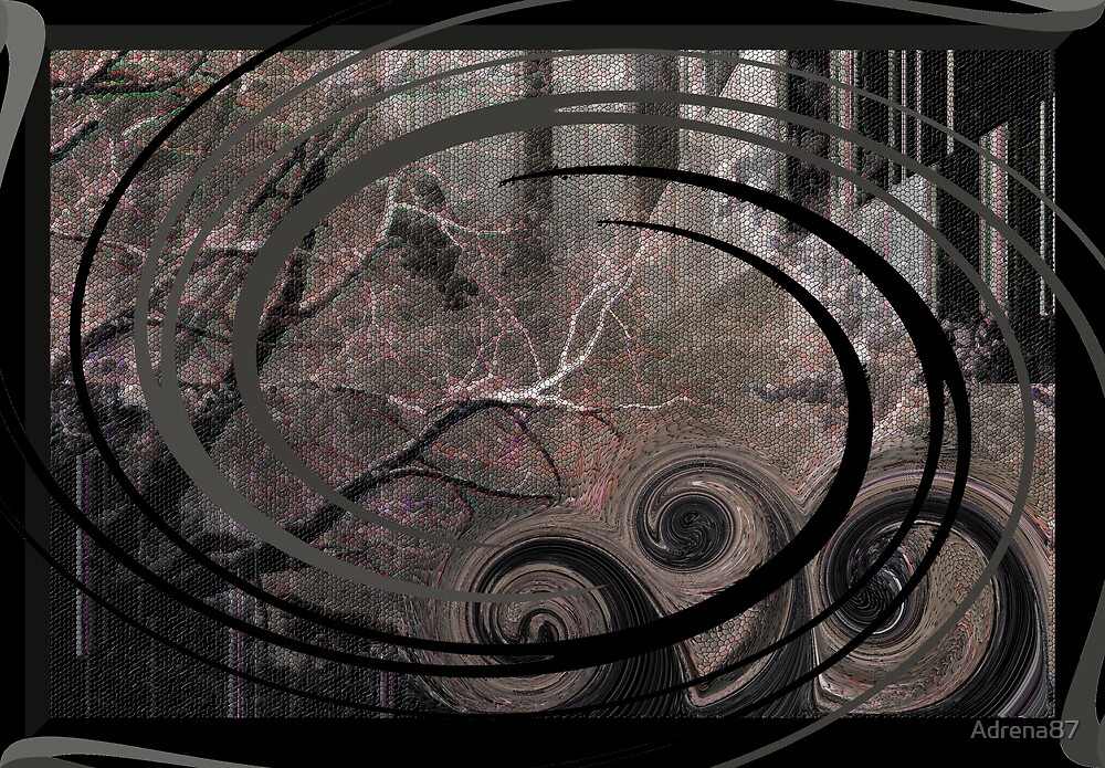 Sad Memory Swirl by Adrena87