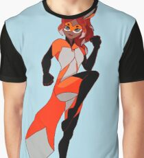 Rena Rouge Graphic T-Shirt