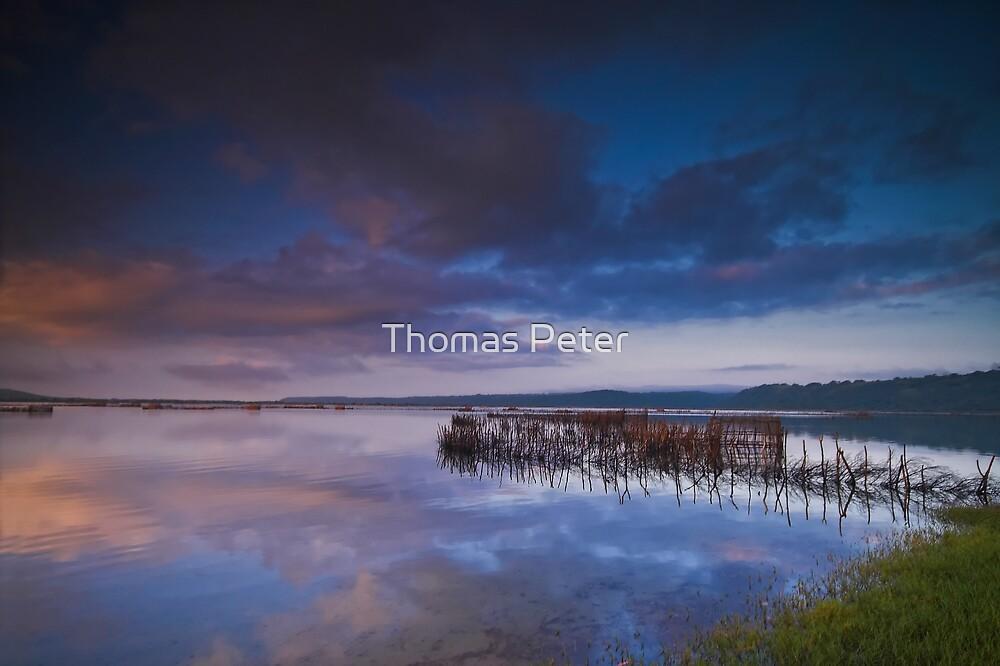 Kosi Bay by Thomas Peter