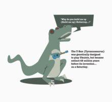 Ukulele T-Rex