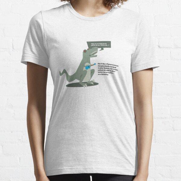 Ukulele T-Rex Essential T-Shirt