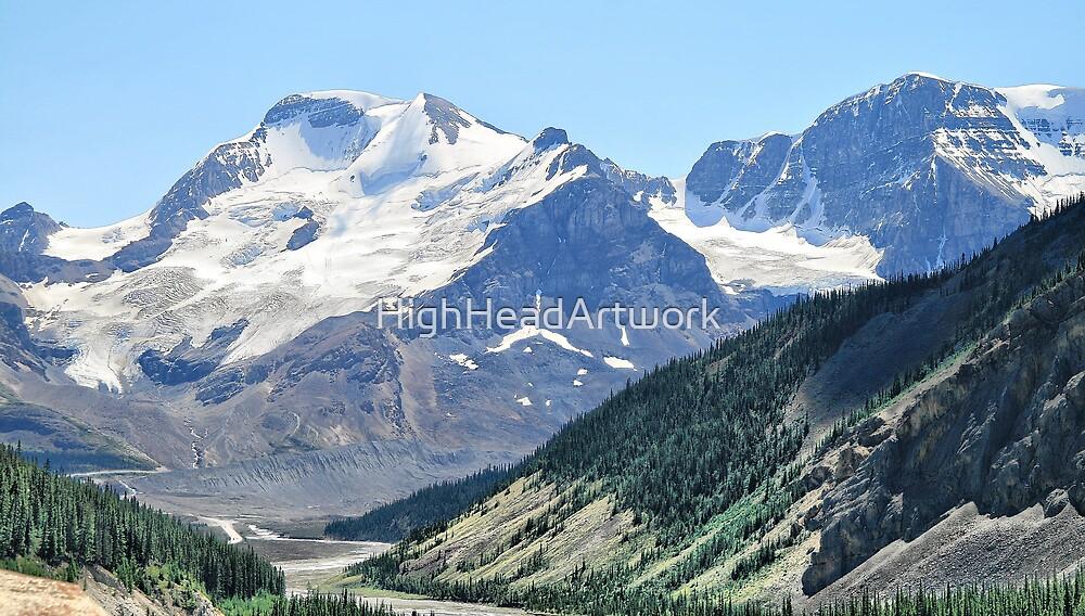 Outside of Jasper by HighHeadArtwork