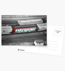 Voltron Postcards