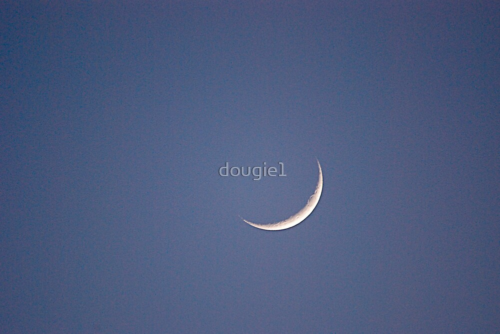Tonights Moon! by dougie1