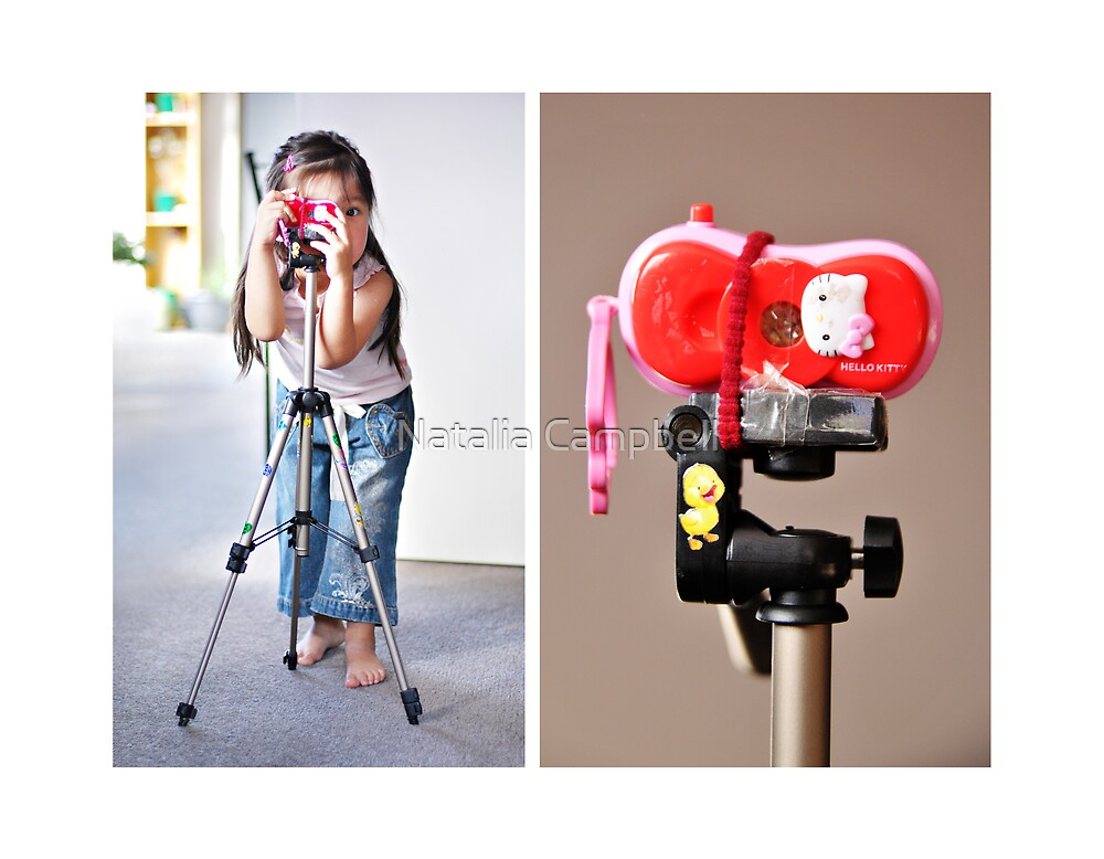 little.miss.photographer by Natalia Campbell