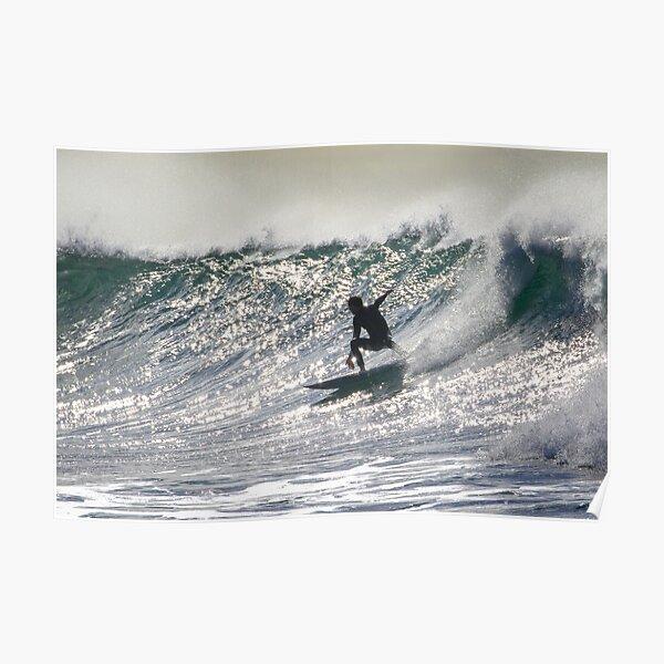 Surfer Poster