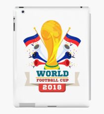 World Cup 2018 iPad Case/Skin