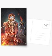 Flames of Memory Postcards