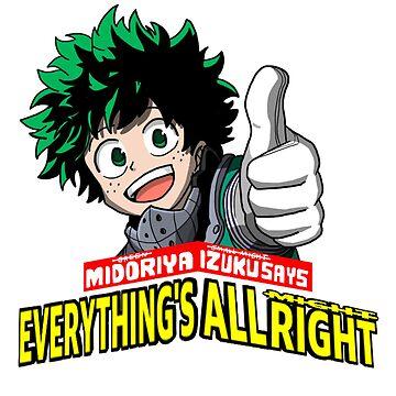 "All ""Right"" by InfernoSDarts"