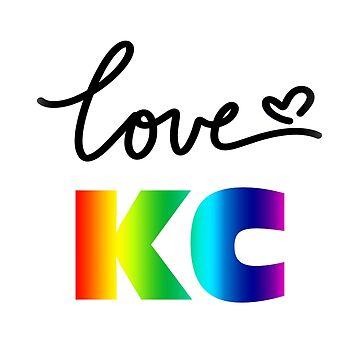 Love KC by LGBTKansasCity