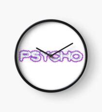 PSYCHO Clock