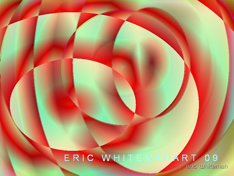 (FLOWER ) ERIC WHITEMAN ART    by eric  whiteman