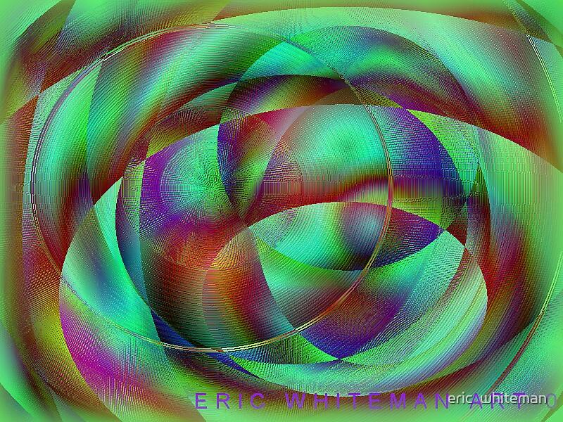 (FLOUR ) ERIC WHITEMAN ART   by eric  whiteman