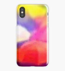 """Umbrella Rainbow"", Photo / Digital Painting iPhone Case"