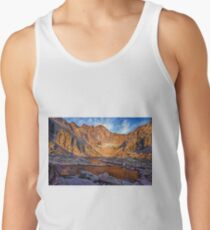First Light at Chasm Lake Tank Top