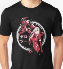 Zero Two - Strelitzia | Darling in the Franxx Unisex T-Shirt