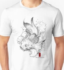 Koi | clear Unisex T-Shirt