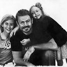 Jon and Daughters by David J. Vanderpool