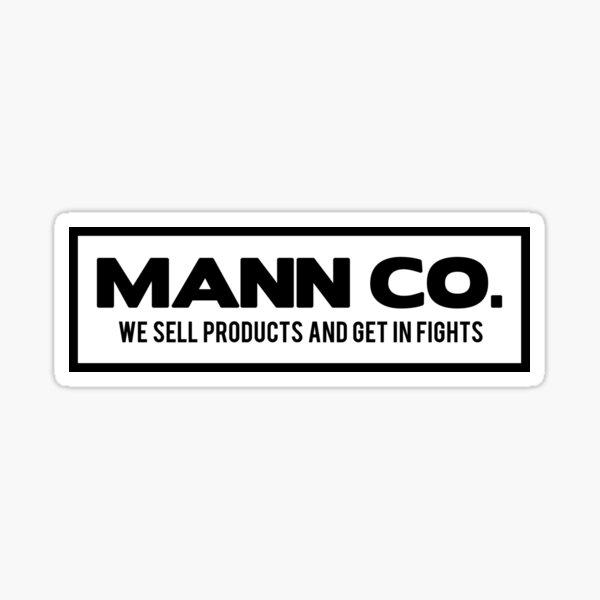 Mann Co. Sticker