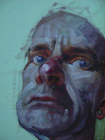 Self Portrait by wattstudios