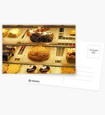 Bakery Postcards