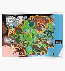Zelda XIX: Breath of the Wild Poster
