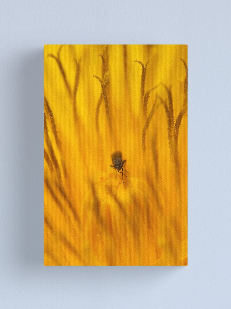 Alternate view of Lost in the Flora Forrest Canvas Print
