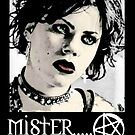 The Craft - Nancy (posters and stickers) by RabbitWithFangs