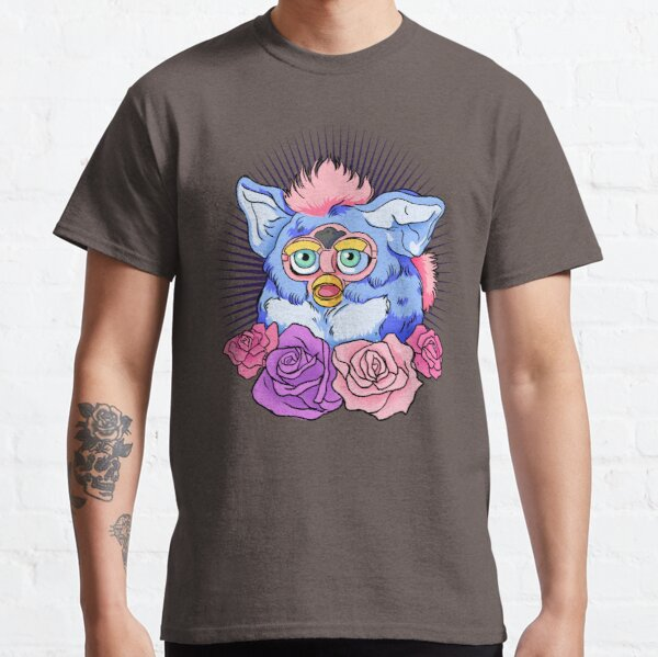 Furby Roses Flash Classic T-Shirt