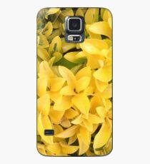 """Yellow's Delight"", Photo Artwork Case/Skin for Samsung Galaxy"