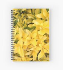 """""""Yellow's Delight"""", Photo Artwork Spiral Notebook"""