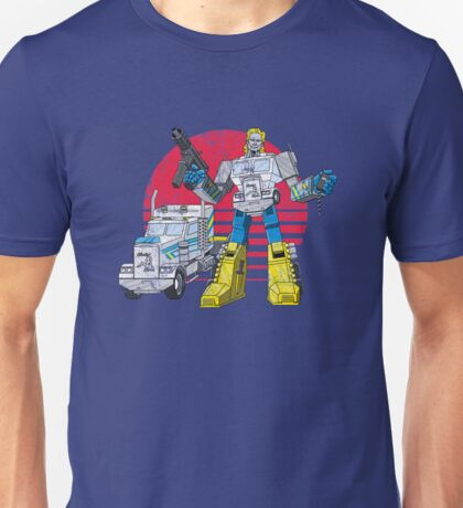 Big Robot in Little China T-Shirt