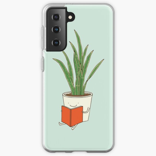 Indoor plant Samsung Galaxy Soft Case