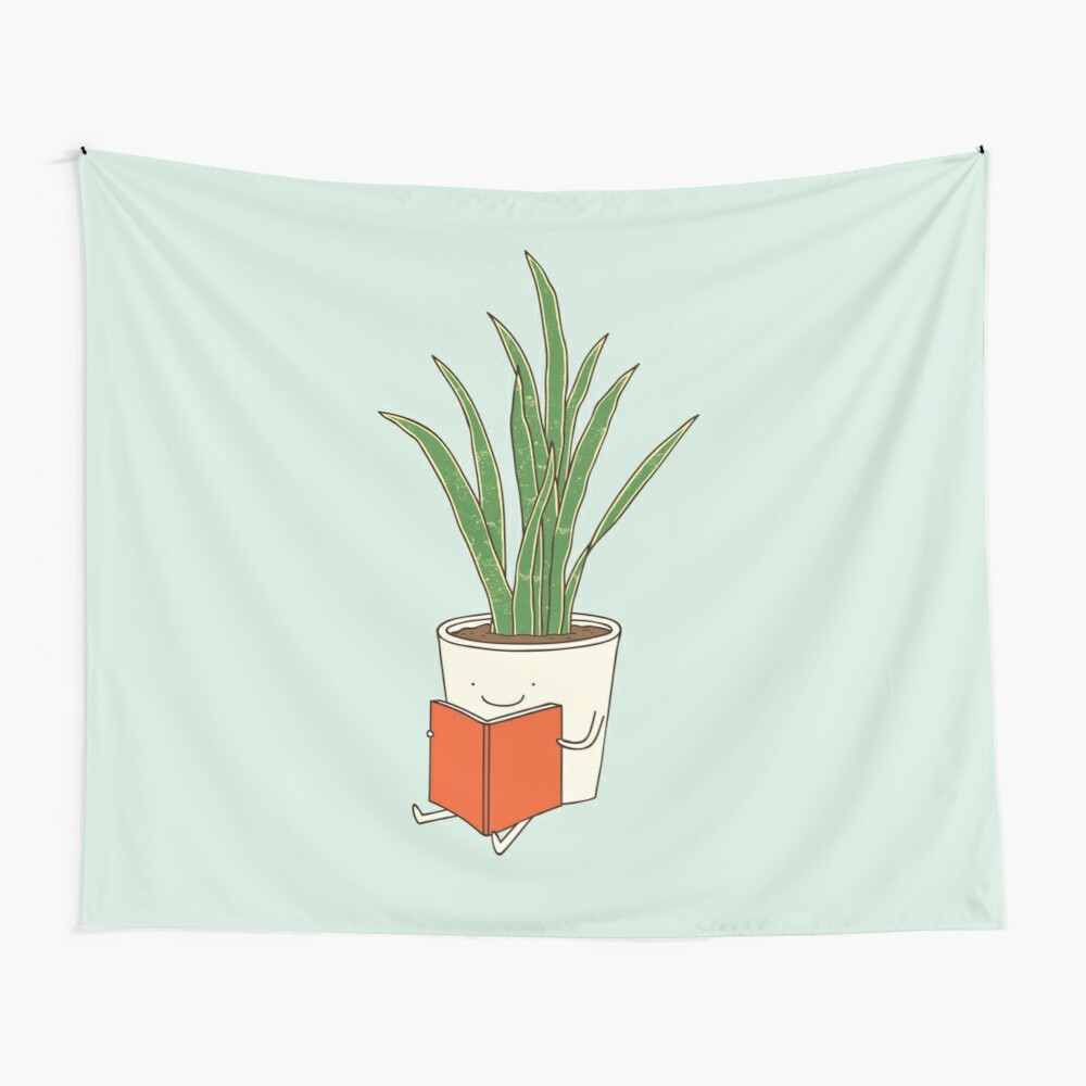 Indoor plant Wall Tapestry