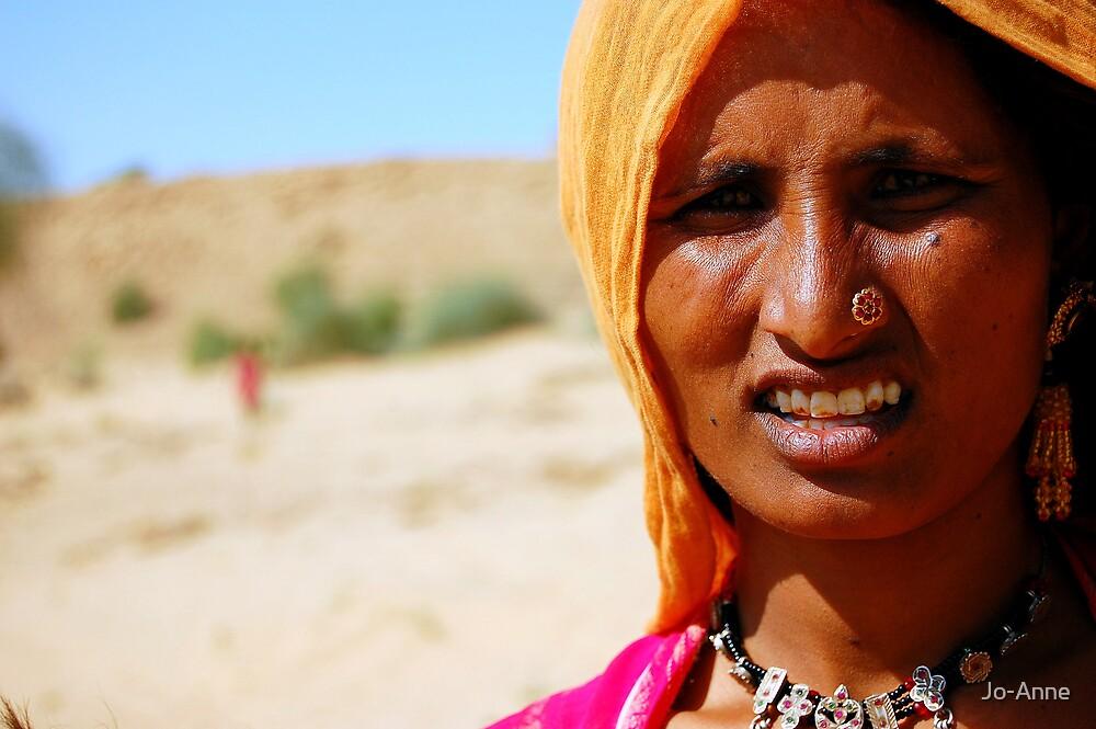 A Gypsy in the Desert by Jo-Anne