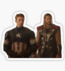 Two chrises! Sticker