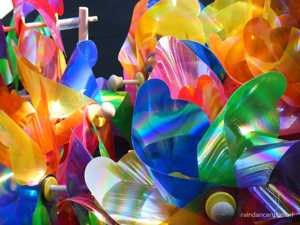 Pinwheels by raindancerwoman
