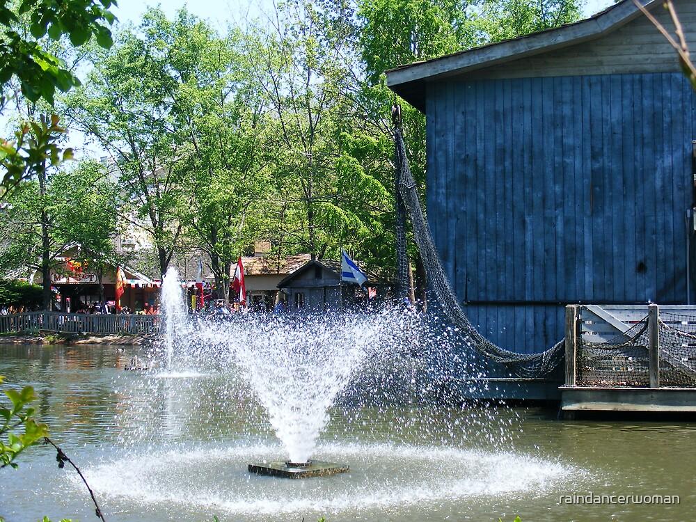 Dollywood Pond by raindancerwoman